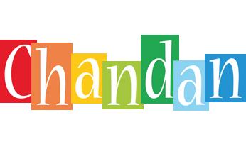 Chandan colors logo