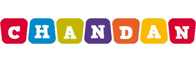 Chandan kiddo logo