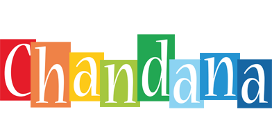Chandana colors logo