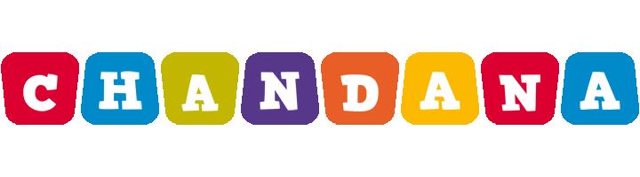 Chandana kiddo logo