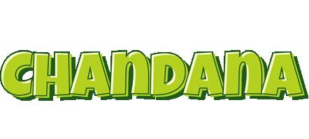 Chandana summer logo