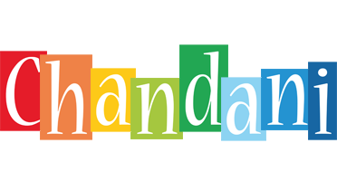 Chandani colors logo