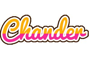 Chander smoothie logo