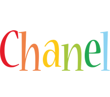 Chanel birthday logo