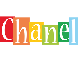 Chanel colors logo