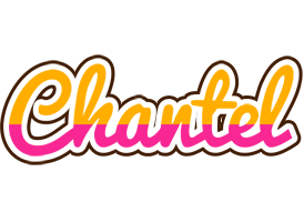 Chantel smoothie logo