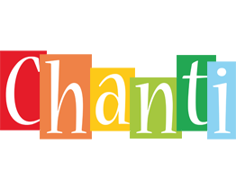Chanti colors logo
