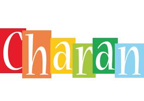 Charan colors logo