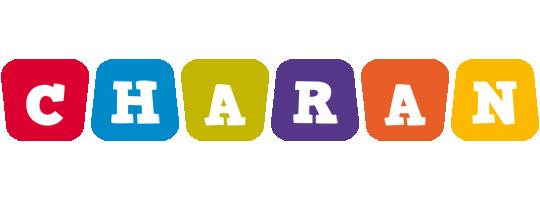 Charan kiddo logo