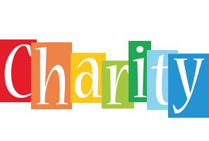 Charity colors logo