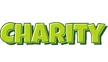 Charity summer logo