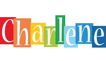 Charlene colors logo