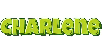 Charlene summer logo