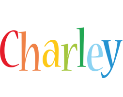 Charley birthday logo