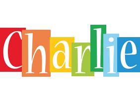Charlie colors logo