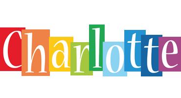 Charlotte Logo | Name Logo Generator - Smoothie, Summer ...