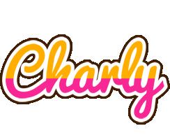 Charly smoothie logo