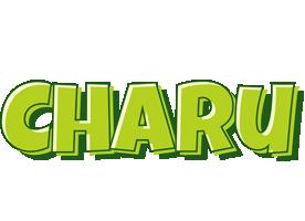 Charu summer logo