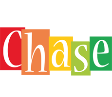 Chase colors logo