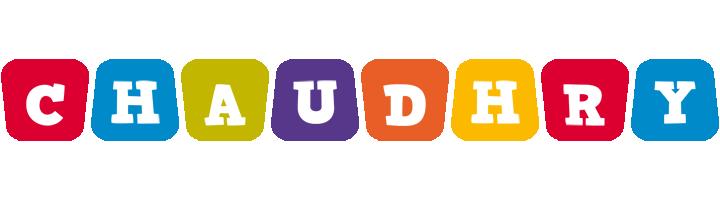 Chaudhry kiddo logo