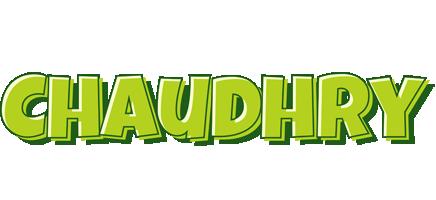 Chaudhry summer logo
