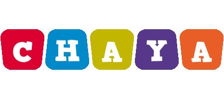 Chaya kiddo logo