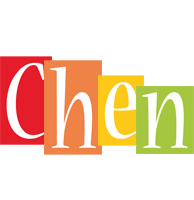 Chen colors logo