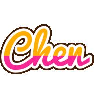 Chen smoothie logo
