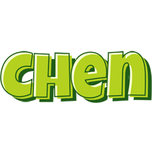 Chen summer logo