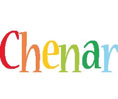 Chenar birthday logo