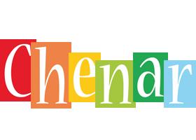 Chenar colors logo