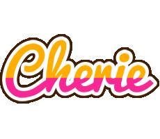 Cherie smoothie logo