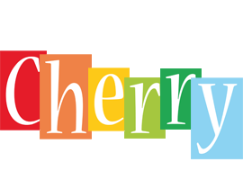 Cherry colors logo