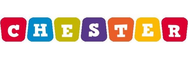 Chester kiddo logo