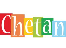 Chetan colors logo