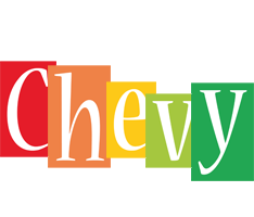 Chevy colors logo