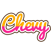 Chevy smoothie logo
