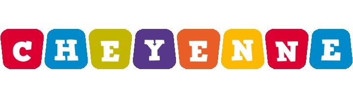 Cheyenne kiddo logo