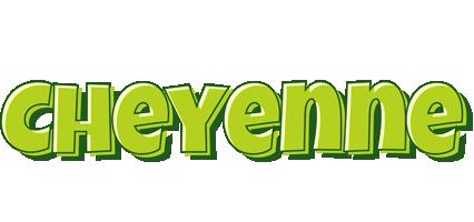 Cheyenne summer logo