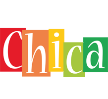 Chica colors logo