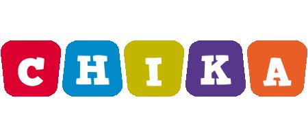 Chika kiddo logo