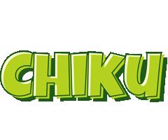 Chiku summer logo