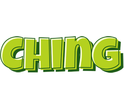 Ching summer logo
