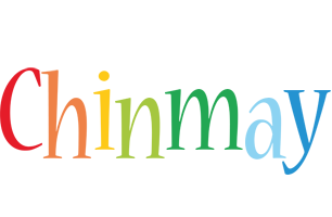 Chinmay birthday logo