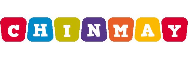 Chinmay kiddo logo