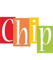 Chip colors logo