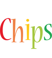 Chips birthday logo