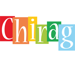 Chirag colors logo