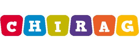 Chirag kiddo logo