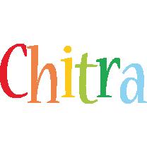 Chitra birthday logo